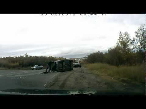 ДТП в Мурманской области.mp4