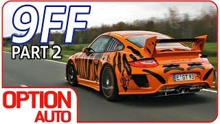 Test Drive Porsche 9ff GTurbo 1200 Part 2 (Option Auto)