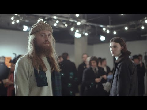 Universal Works AW16 At London Collections Men