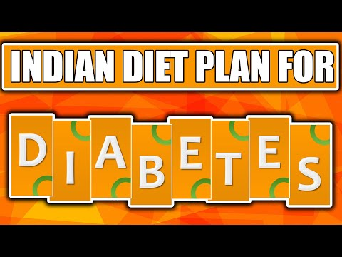 Indian diet plan for diabetes