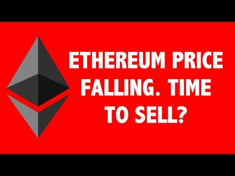 Ethereum's Price Falling. Time to Sell?