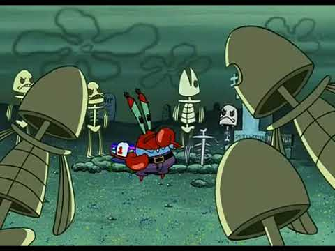 Spongebob Squarepants - We Just Want The Hat Back