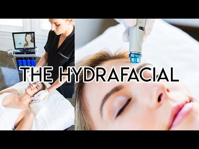 The HydraFacial