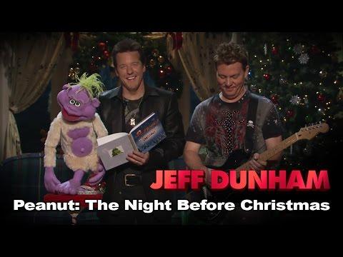 """Peanut: The Night Before Christmas"" | Jeff Dunham's Very Special Christmas Special  | JEFF DUNHAM"