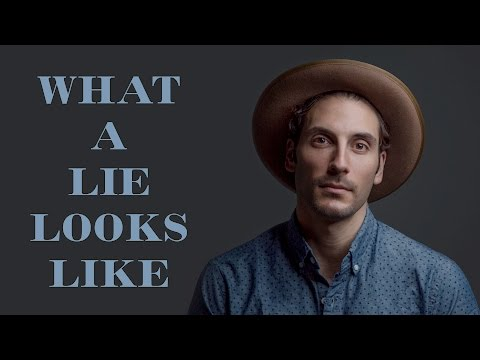 Griffin Anthony - What a Lie Looks Like (Lyric)