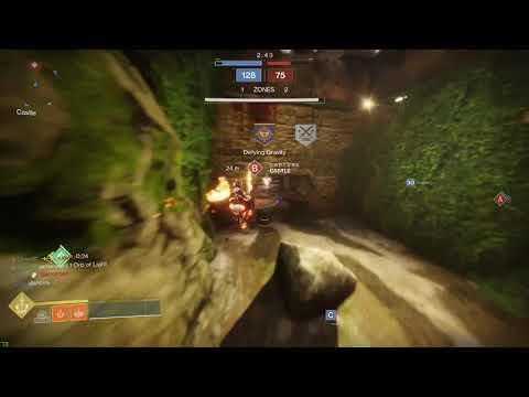 Destiny 2 - Warlock Rush
