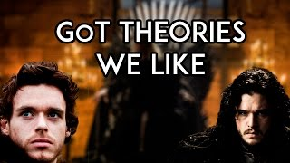 Theories We Like: Jon the Heir, Craster = Stark