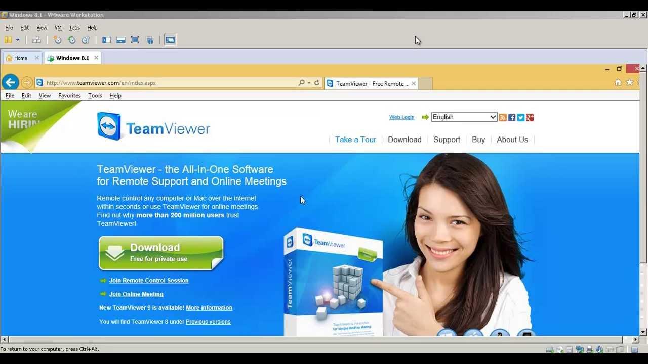 www teamviewer 9 free download