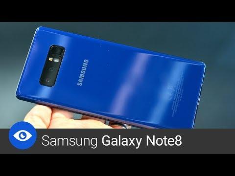 Samsung Galaxy Note8 (první dojmy)