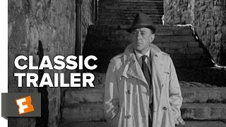 The Scapegoat (1959) Official Trailer - Alec Guiness, Bette Davis Crime Movie HD