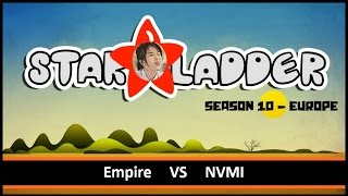 [ Dota2 ] Empire vs NVMI - Starseries Season 10 Europe - Thai Caster