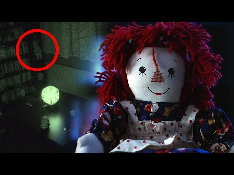 Raggedy Ann Doll Thrown | Poltergeist Activity In Haunted House