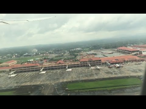 Super cool take off from Cochin International Airport