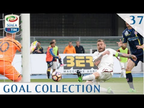 GOAL COLLECTION - Giornata 37 - Serie A TIM 2016/17