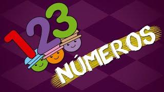 Números - Crianças Inteligentes