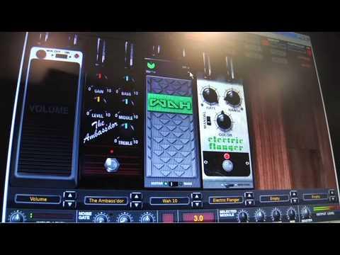 AmpliTube 3, King of Tone, Winter NAMM 2010 Presentation