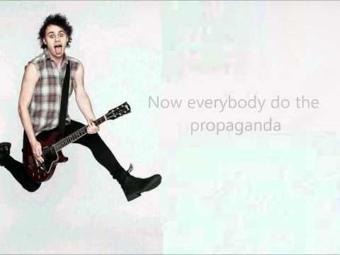 American Idiot - 5 Seconds of Summer cover (Lyrics)