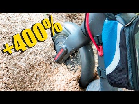 TRUCAR Patinete Electrico | +400% De Aumento De Potencia + Mejoras (Xiaomi Mijia Scooter)