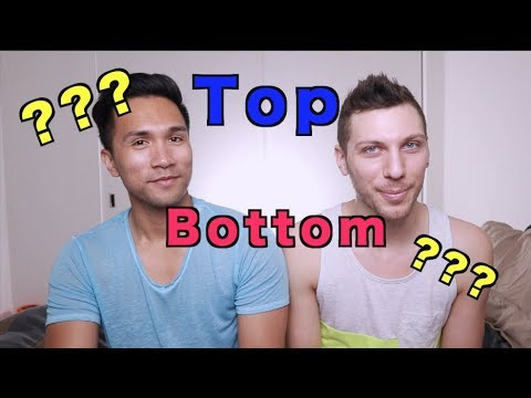 WHO IS TOP OR BOTTOM?