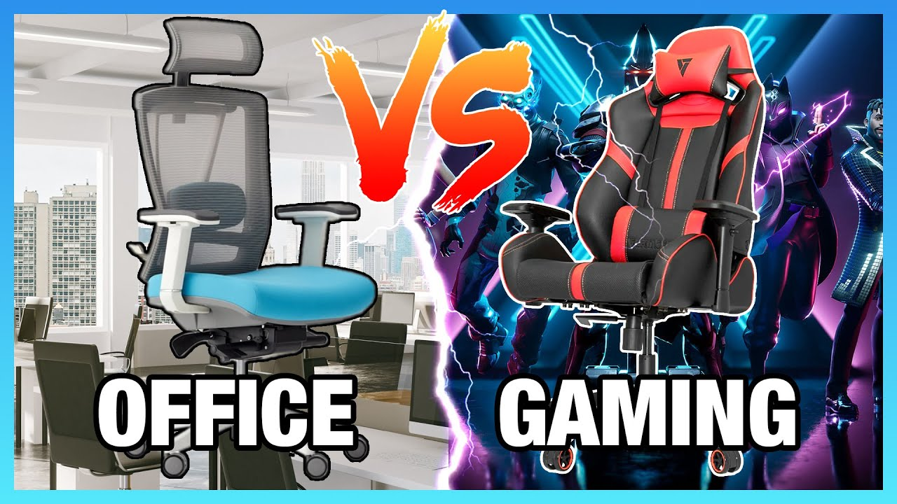 """Download Don't Buy a """"Gaming Chair"""" - Office Chair vs. Gaming Chair Round-Up & Review"""