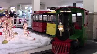 2018 12 04 Melbourne Mall train ride
