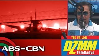 DZMM TeleRadyo: More flight cancellations ahead after NAIA runway closure: Airlines