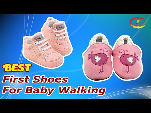 The 10 Best First Shoes For Baby Walking in 2020