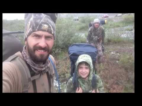 Haul Road Caribou And Shed Trip