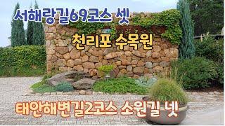 태안 해변길2코스 천리포수목원 210828 Cholli…