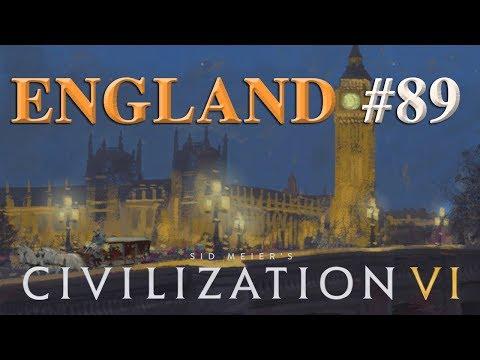 Let's Play Civilization 6 – England #89: Was nun, Herr Prime Minister? (DEBATTE)