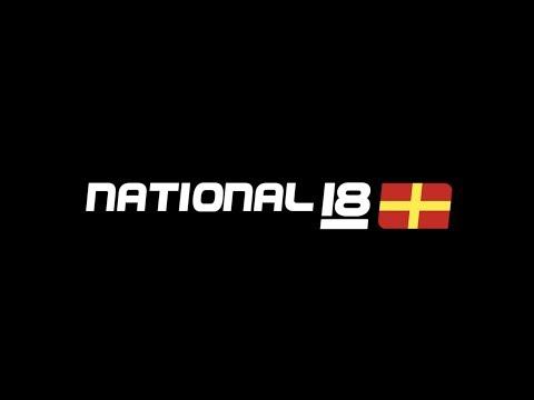 National 18 Class Championships  2017
