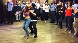 Bachata Dance 2015: Bachata Classes London - Daniel & Pebbles - 02 2015 - BachataForLondon