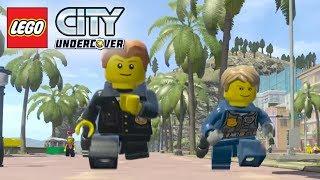 ゲーム【予告編】『レゴ®シティ アンダーカバー』6.29リリース