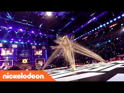 Kids' Choice Sports 2016 | Kobe Bryant Gets Slimed In 360 | Nick