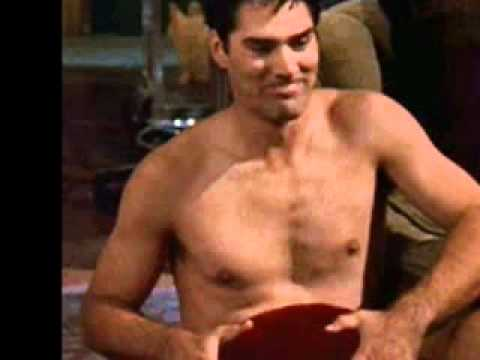 Thomas Gibson ~ Shirtless or almost  video