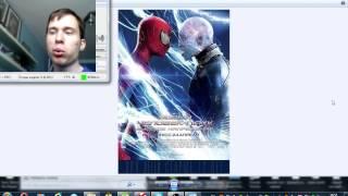 обсуждение фильма и игры нового человека паука 2 высокое напряжение!