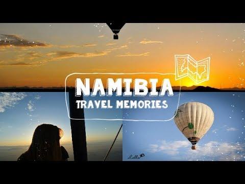Namibia - Travel Memories #3 - Hot Air Ballooning