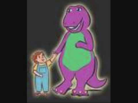 I hate Barney Song