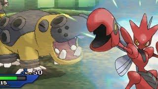 Hangry Hippowdon | Pokemon Ultra Sun & Moon Wifi Battle