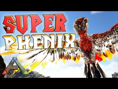 "Супер Феникс и Набор грифонов - ""Primal Fear"" - ARK Survival Evolved #16"