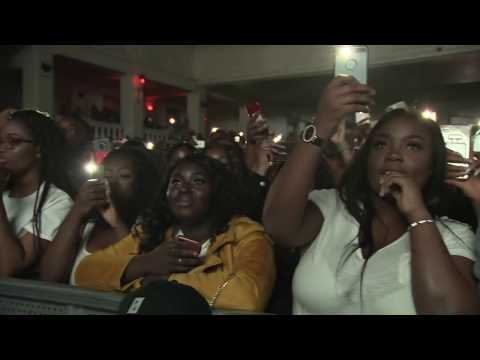 Burna Boy - Live at London O2 Brixton Academy
