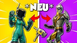 NOUVEAU SECRET SKINS GUIDES et EMOTES FOUND!! NOUVEAU DINGE à FORTNITE ( Agent de Danger - Plus )