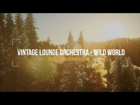 Vintage Lounge Orchestra Ft. Laura Serra - Wild World - (2012)