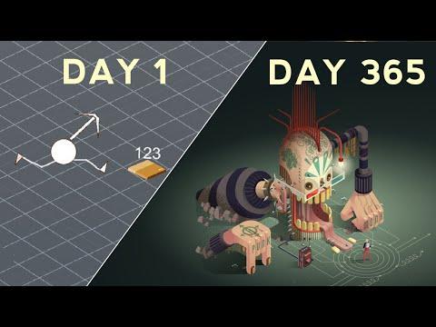 1 Year of Unity Game Development - Atrio