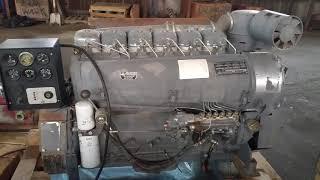 Deutz F6L913 Engine