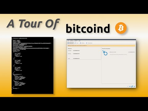 A Tour Of Bitcoind