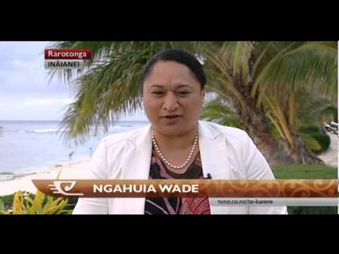 Tahiti president welcome Maori support for independence