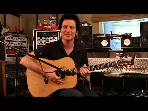 How to Record Acoustic Guitar - Warren Huart: Produce Like A Pro