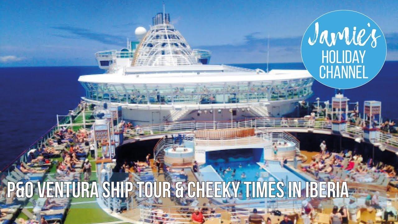 P Amp O Ventura Cruise And Tour