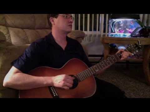 Jetstream Thom Yorke Cover By James Fritch